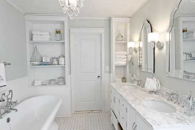 Because this was a total DIY project, we were able to complete a much higher end looking bathroom for $7,000.