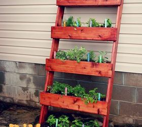 Diy Herb Garden Tutorial, Diy, Gardening, How To, This Was An Easy