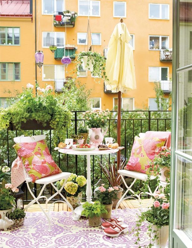 balcony decorating ideas, gardening, outdoor living, urban living