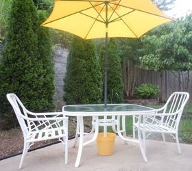 Make Your Own Outdoor Umbrella Base For Cheaaap, Diy, Outdoor Furniture,  Outdoor Living Part 94