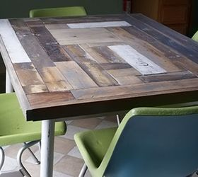Perfect Reclaimed Wood Table Top Resurface Diy, Diy, Painted Furniture, Repurposing  Upcycling, Woodworking