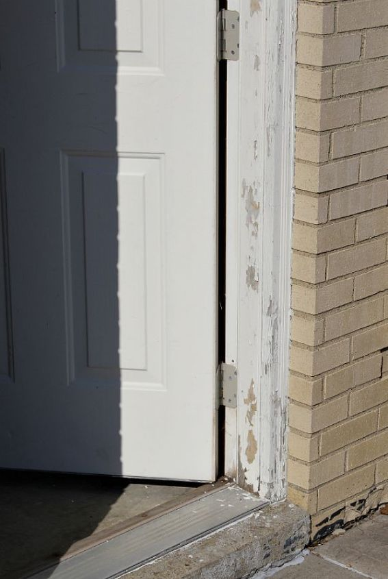 Paint an exterior door and make it look awesome hometalk - How to make a door jamb for an exterior door ...