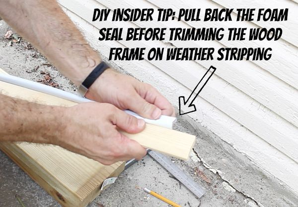 boost your home s efficiency with weather stripping, diy, home maintenance repairs, how to