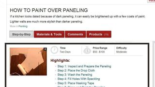 how do your paint over the old shinny 70s paneling on walls, paint colors, painting, wall decor