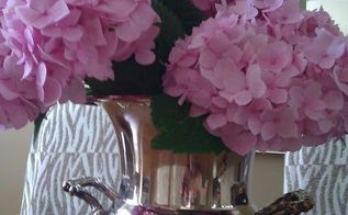 tips for keeping hydrangeas from drooping, flowers, gardening, hydrangea, The conditioned flowers will last a long time without drooping