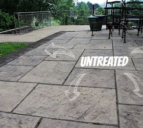 Untreated Patio Stones That Didnu0027t Get Wet U0026 Forget