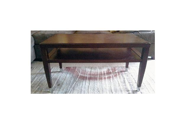 Original coffee table photo