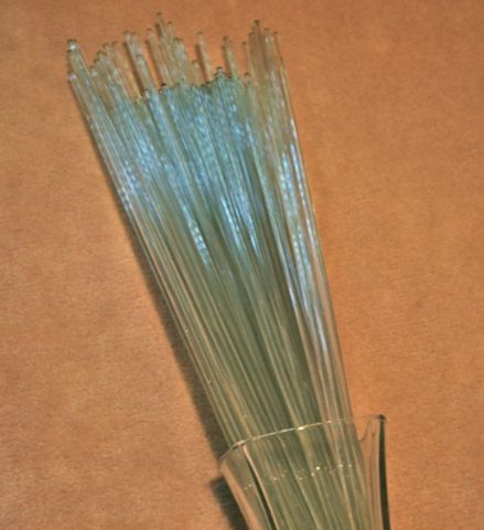 q i need ideas what to do with these glass rods, crafts, repurposing upcycling, I tried making a contemporary art arrangement but that looked silly
