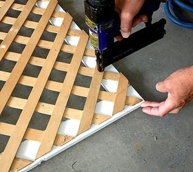 How To Make An Easy Patio Privacy Screen Step By Step Tutorial, Outdoor  Living,