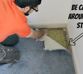 How To Remove Old Stinky Carpet A Complete Step By Step Guide, Diy, Flooring