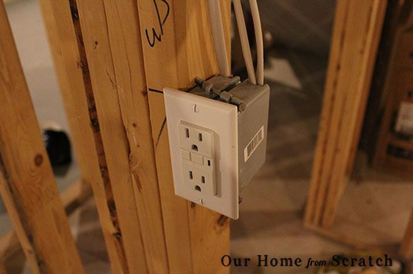 how to install an electrical outlet, diy, electrical, garages, how to, I started by locating a source for the new outlet s power