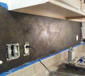 Diy Stenciled Kitchen Backsplash Budget, Diy, Home Decor, How To, Painting,