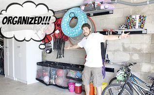 garage organization get your space optimized and de cluttered, diy, garages, how to, organizing, Get your garage organizaed