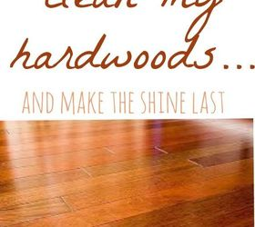 Best Way To Disinfect Hardwood Floors Part - 26: Hometalk