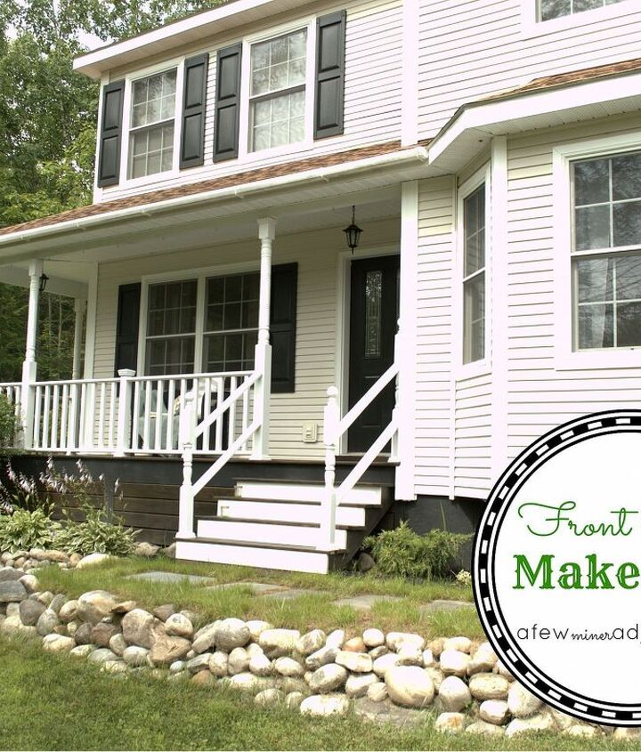 front porch makeover, curb appeal, outdoor living, porches