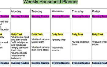 Everything You Need to Create Your Own Personal Planner With Free Printables