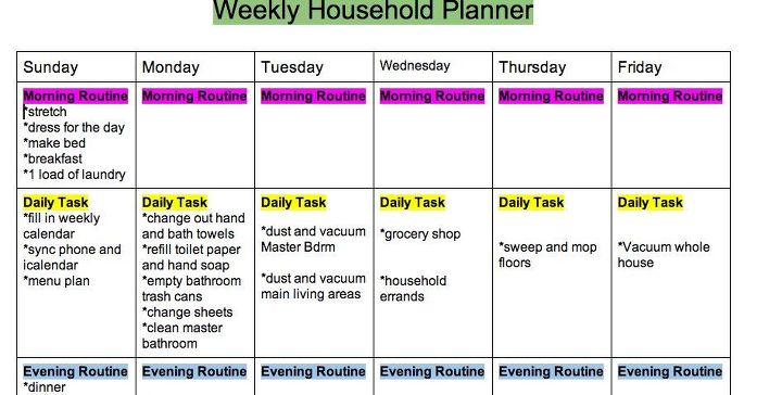 everything you need to create your own personal planner br with free