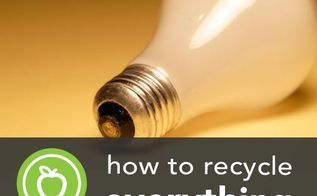 how to recycle anything the sustainable way, repurposing upcycling, Make every day Earth Day with these tips to recycle upcycle or donate any trash bound item