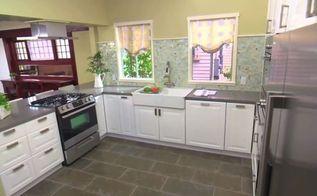 arlene s surprise ikea kitchen makeover, home decor, kitchen design