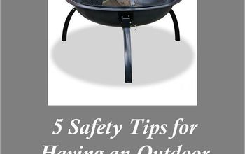 5 safety tips for having an outdoor fire pit wahoo decks, decks, outdoor living