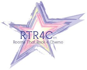 stenciling rooms that rock 4 chemo, home decor, painting, wall decor