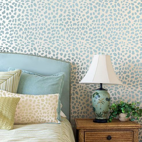 cutting edge stencils heats things up with new stencil designs, painting, wall decor