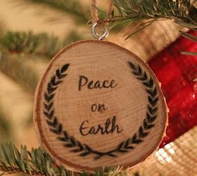 Personalized Wood Slice Christmas Ornaments Gifts, Christmas Decorations,  Crafts, Seasonal Holiday Decor,