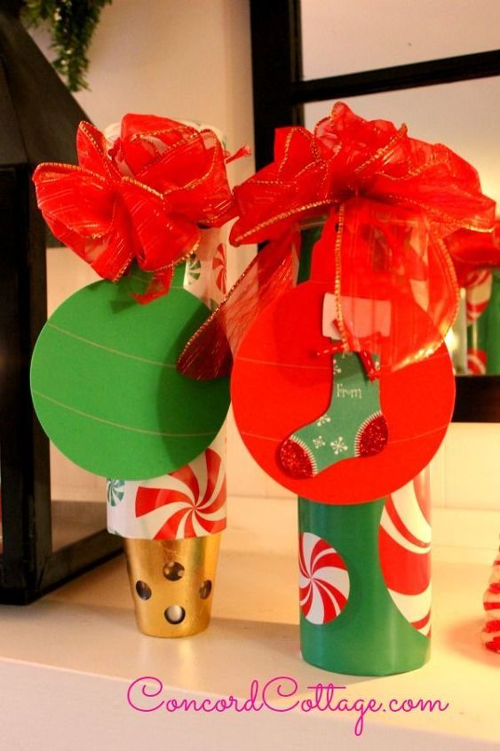 Use Pringles Cans to wrap and give homemade cookies, gift cards, socks, lip gloss and more.
