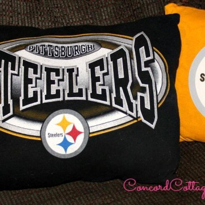 Pittsburgh Steelers Football Themed Tv Mancave Bat Ideas Seasonal Holiday Decor I Made