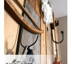 Fall In Love Hanging Up Your Clothes With A Pallet Wood Closet Wall,  Cleaning Tips