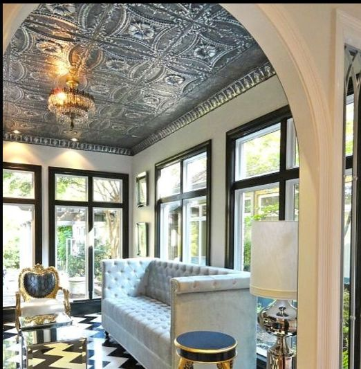 how to cover ugly popcorn ceilings, home decor, tiling