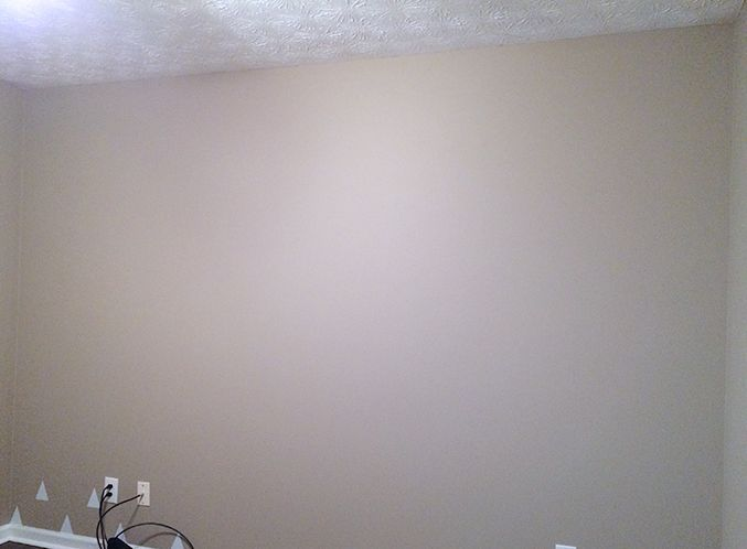 Diy Triangle Accent Wall For Less Than 3 Hometalk