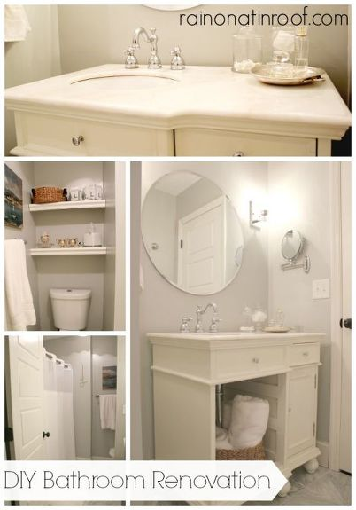 diy bathroom renovation for under 700 hometalk