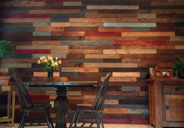 Pallet Wood Stain Colors
