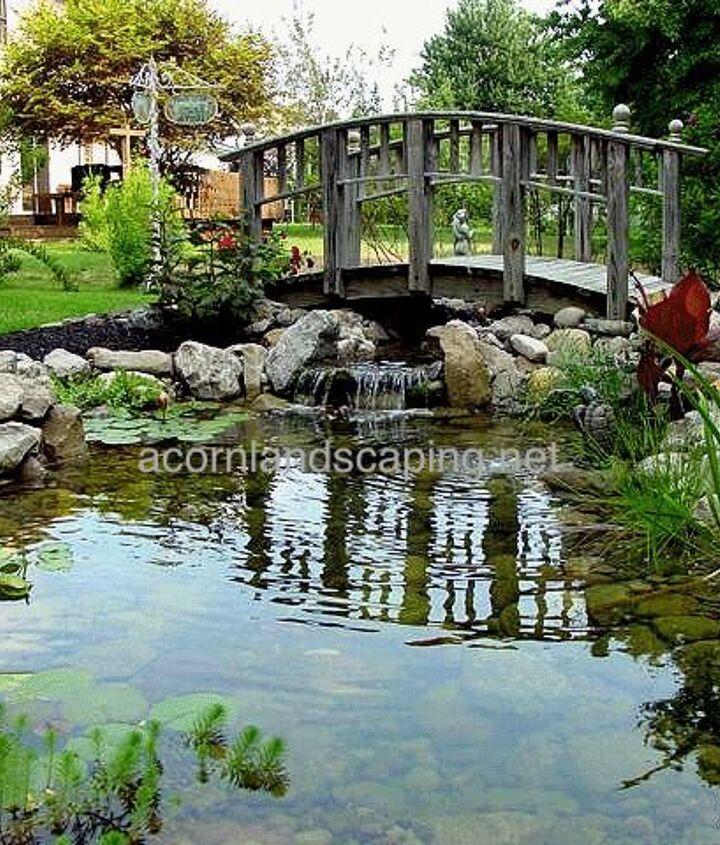 Water Features Rochester NY, Ponds, Ecosystem Ponds, Backyard Ponds, Fish Ponds, Koi Ponds, Waterfall Ponds, Water Gardens, Water Gardening, Pond Installation, Pond Construction, Pond Building, Pond Designs, Pond Designer: Acorn