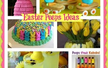 10 Great Ideas for Easter Peeps