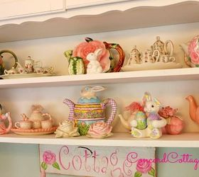 Easter Home Tour, Easter Decorations, Repurposing Upcycling, Seasonal  Holiday D Cor, Wreaths