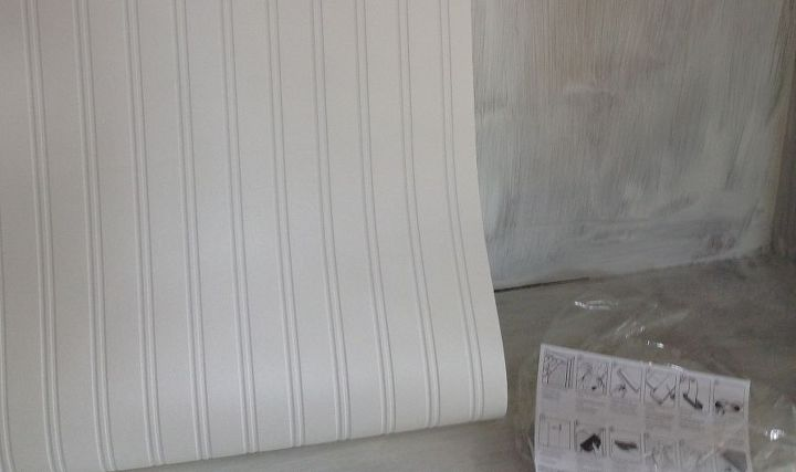 WoW! Wallpaper Wainscoting! | Hometalk on patio wallpaper, ceiling wallpaper, bookshelves wallpaper, pantry wallpaper, stucco wallpaper, room wallpaper, hardwood wallpaper, wallpaper wallpaper, paintable wallpaper, furniture wallpaper, how do i install wallpaper, mirrors wallpaper, painting wallpaper, beadboard wallpaper, lumber wallpaper, doors wallpaper, hardware wallpaper, plaster wallpaper, closet wallpaper, paint wallpaper,