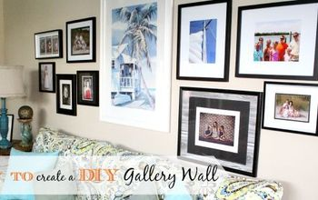 Make a Statement in Your Home! DIY Tips for a Perfect GALLERY WALL