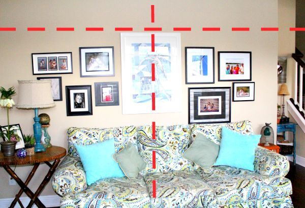 make a statement in your home diy tips for a perfect gallery wall, home decor, wall decor