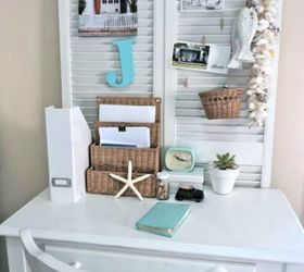 Today I M Sharing Some Great Decorating Ideas For Shutters, Home Decor,  Living Room Ideas