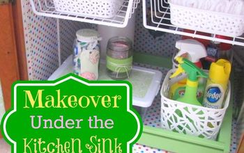 "My ""Under the Kitchen Sink"" Makeover"