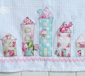Charmant Shabby Tea Towels, Crafts, Shabby Chic