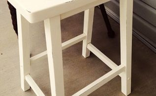 gathering place design stool facebook com gatheringplacedesign, chalk paint, painted furniture, facebook com gatheringplacedesign