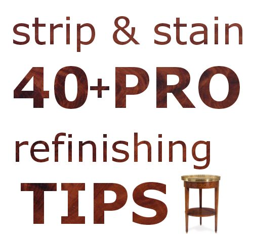 staining and re finishing furniture 40 pro tips, painted furniture