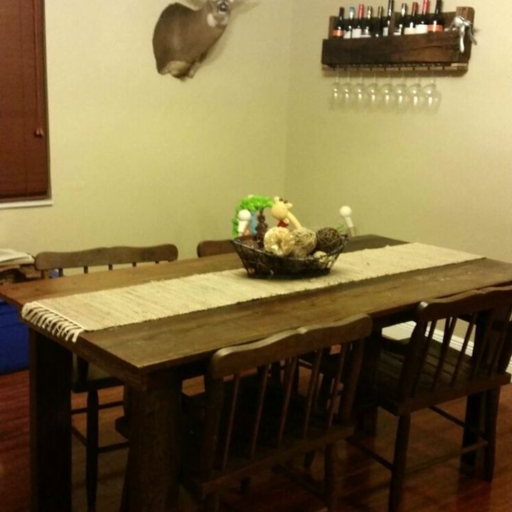 we bought a short sale part 2 the dining room, dining room ideas, diy, flooring, how to, tile flooring