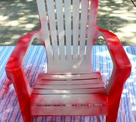 Attrayant Paint Your Plastic Chairs, Outdoor Furniture, Outdoor Living, Painted  Furniture