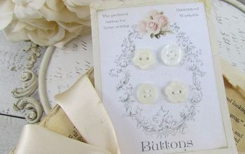 Make Your Own Button Cards