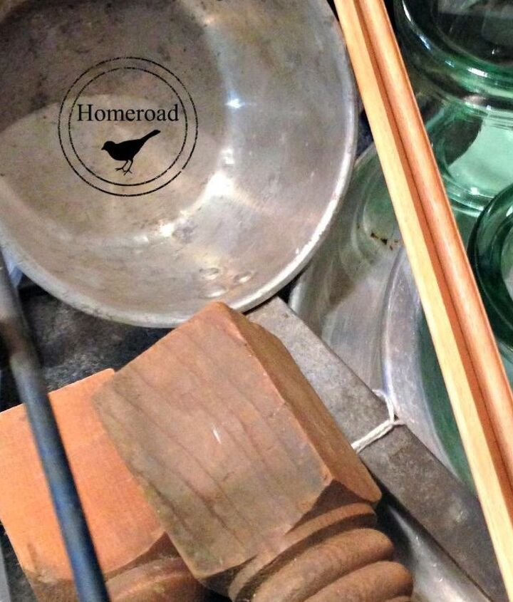 vintage ladle candle holder, crafts, repurposing upcycling