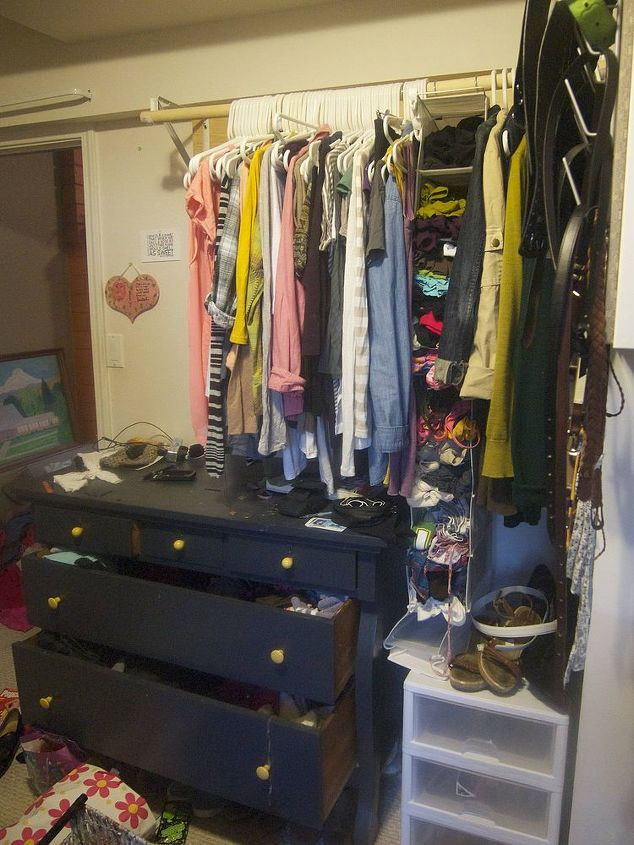 can this teen bedroom be rehabbed in only 4 days, bedroom ideas, cleaning tips, storage ideas